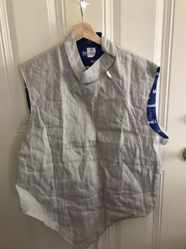 Uhlmann Electric Fencing Conductive Jacket Mesh Metal Vest Size 60