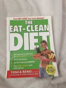 """""""The Eat-Clean Diet"""" Book"""
