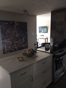 2 Bedroom Condo for rent, just steps from Richmond Row