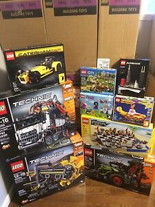 Lots of Lego sets for sale