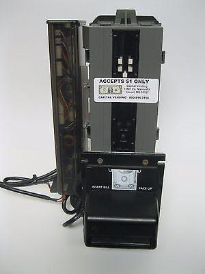 Coinco Ba30b Validator - 120v Soda Pop Vending Machines Takes 1 Only