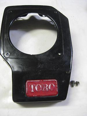 TORO Lawn Mower 20622C Engine VMG6 SHROUD part 81-3960