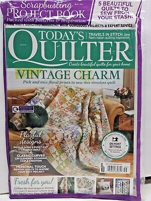 Today's Quilter Issue 56 Magazine (Today's Take)
