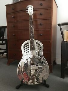 Hand made Amistar tricone resonator Queens Park Eastern Suburbs Preview