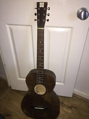 Nineboys Tonk Bros parlour guitar