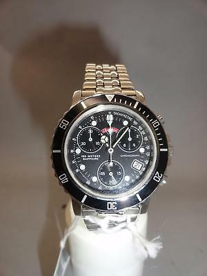 Certina Sapphire Men's Watch Tachymeter Chronograph Swiss Made Shock Protector