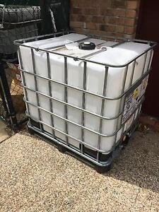 10x IBC. Intermediate Bulk Container. Southport Gold Coast City Preview