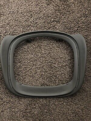 Herman Miller Aeron Chair Replacement Seat Frame Light Gray Size B Frame Only