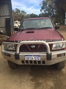 2000 Nissan Patrol Wagon Wellard Kwinana Area Preview