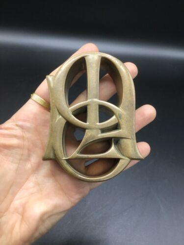 Antique Art Nouveau Gustave Keller bronze paperweight