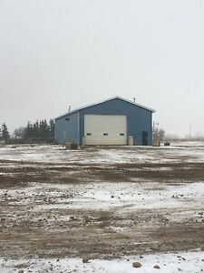 Shop and 6.8 acres for rent (Westlock) Edmonton Edmonton Area image 4