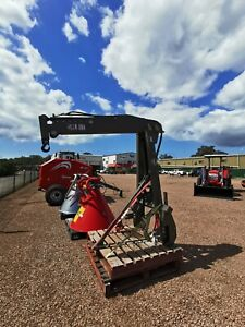 Enorossi HYDRAULIC BAG CRANE Heatherbrae Port Stephens Area Preview