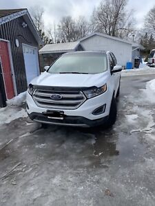 2018 FORD EDGE SEL ECO BOOST FWD LEASE TAKEOVER