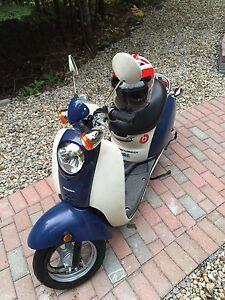 Honda Jazz 50cc 4t