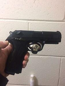 Beretta storm bb pellet hand gun
