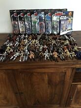 Star Wars figures Bayview Darwin City Preview
