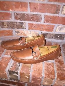 Brown Loafers - Leather - Size 11.5