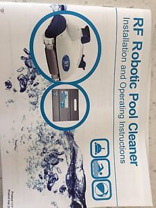 Robotic Pool Cleaner Heathwood Brisbane South West Preview