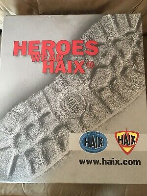 Haix Fire Hunter Xtreme 501605w Fire Boots Size 6w - Brand New In Box