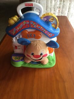 """Toys Fisher Price - Laugh & Learn Puppy Playhouse"""""""