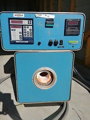 Lindberg 54434 Tube Oven with Controller 59256-P-COM for sale  Higginsville