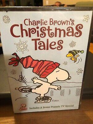 Charlie Brown's Christmas Tales (DVD, 2002) Mfg. Sealed ()