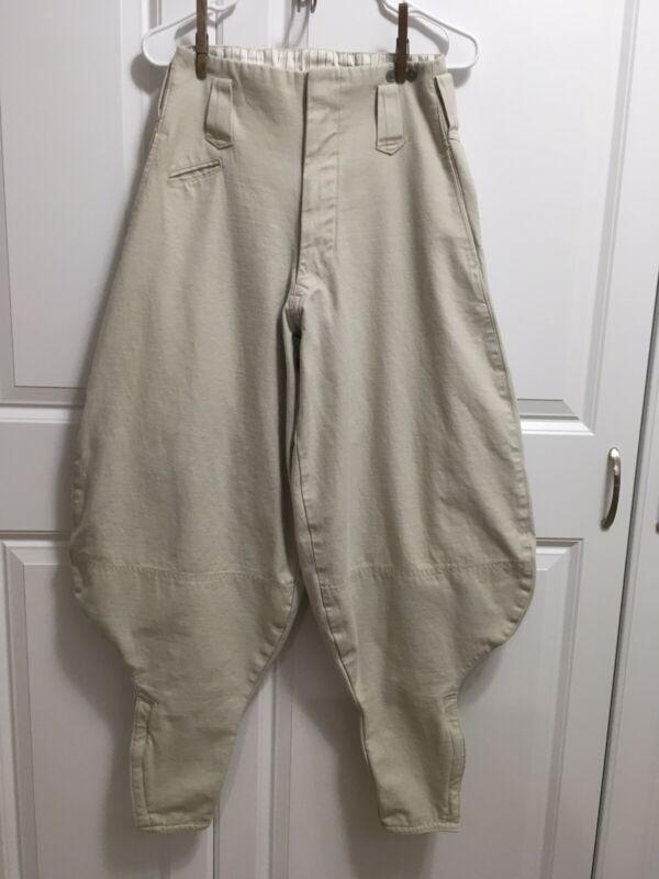 Vintage Japanese Toraichi Brand Nikkapokka Work Pants Ninja Style