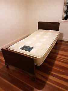 *Pending pickup* Vintage single bed and mattress Marrickville Marrickville Area Preview