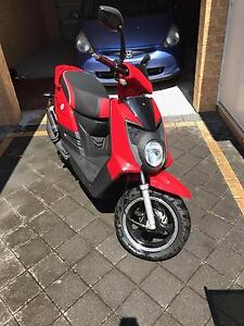 2016 50cc Scooter - Only 160 km - URGENT Wanneroo Wanneroo Area Preview