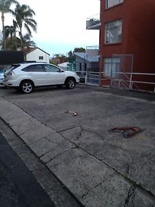 Car space for rent in Waverley next to St Catherine school Waverley Eastern Suburbs Preview