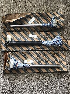 Nos Original New Holland Ford Tie Rods Set-3 5600 7600 5610 6610 7000 7610 5000