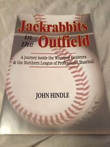 Jackrabbits In The Outfield book