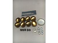 Melling MPE117BR Expansion//Freeze Plug Kit