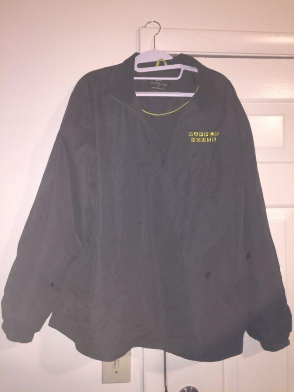 Waffle House Windbreaker jacket