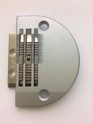 Industrial JUKI Machine Genuine Part Needle PLATE B1109041E00 FEED DOG B1609-041