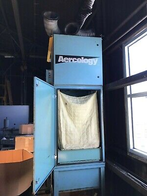 Aercology Mdv-3000 Mistdust Collection System