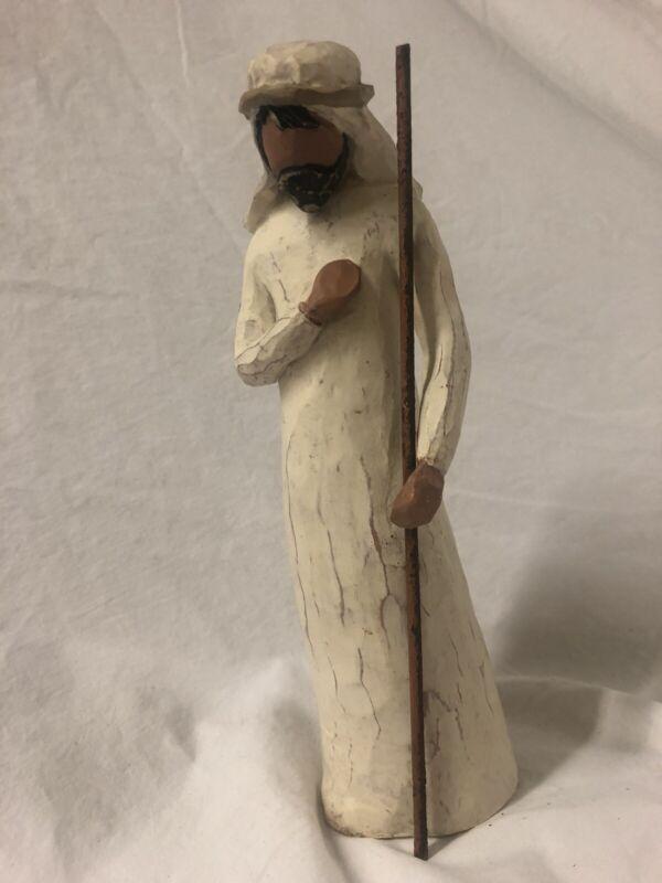 Willow Tree Nativity Joseph figurine