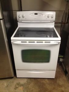 Maytag stove glass top