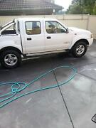 Nissan Navara ST-R 2.5 CR 2011 4WD MANUAL Casey Area Preview
