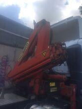 Palfinger pk 8080 crane Narellan Vale Camden Area Preview