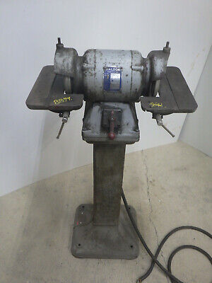 Baldor 510 12hp Pedestal Grinder 240 3ph 3450 Rpm Carbidetool Cutter