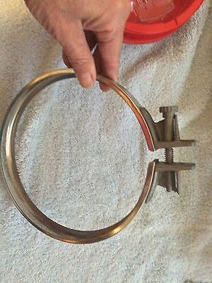 Electric Meter Socket Sealing Ring without Locks BROOKS-EKSTROM