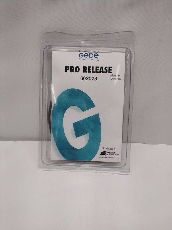 """Gepe Pro mechanical shutter cable release 20"""" metal weave covered cable"""