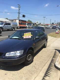Toyota Camry auto 4cyl Free Warranty  Lansvale Liverpool Area Preview