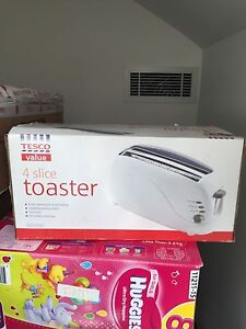 Brand New 4 Slice Toaster St Leonards Willoughby Area Preview