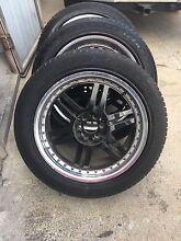 20 inch rims and tyres Cleveland Redland Area Preview