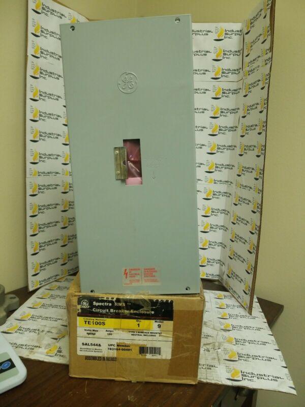 General Electric TE100S Circuit Breaker *FREE SHIPPING*