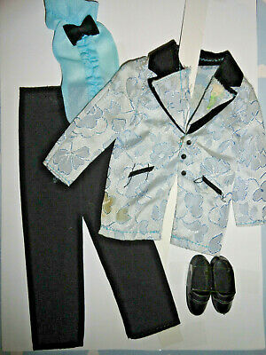 Ken ★ Vintage Bride Groom #7836 Outfit von - 70er Jahre Outfits