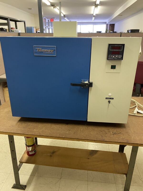 Tenney TJR 0910000037 Environmental Test Chamber -75c to +200c