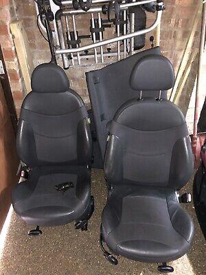 Mini Cooper S JCW Black Half leather seats Interior R53 R50